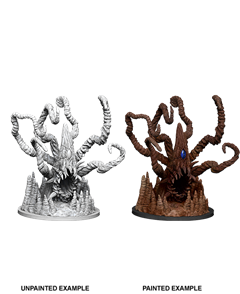 Pathfinder Deep Cuts Unpainted Miniatures: Cave Lurker
