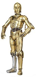 Star Wars 1/12 Scale Model Kit: C-3PO