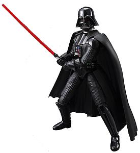Star Wars 1/12 Scale Model Kit: Darth Vader