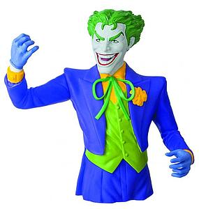 DC Comics The Joker Bust Bank