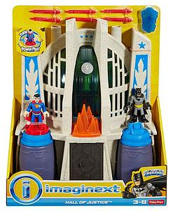 Imaginext DC Super Friends Hall of Justice Playset