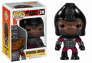 Pop! Movies Planet of the Apes Vinyl Figure General Ursus #28 (Vaulted)