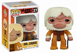 Pop! Movies Planet of the Apes Vinyl Figure Doctor Zaius #27 (Vaulted)