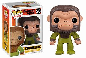 Pop! Movies Planet of the Apes Vinyl Figure Cornelius #26 (Vaulted)