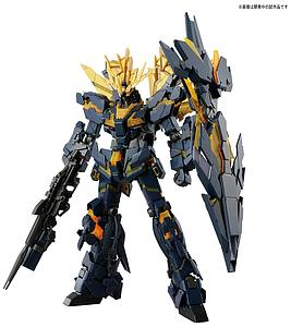 Gundam Real Grade Excitement Embodied 1/144 Scale Model Kit: Unicorn Gundam 02 Banshee Norn