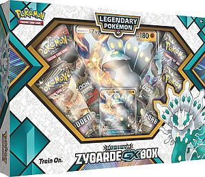 Pokemon Trading Card Game: Shiny Zygarde-GX Box