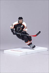 NHL Sportspicks Series 12 Peter Forsberg (Philadelphia Flyers) Black Jersey