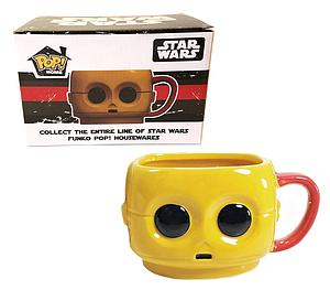 Pop! Home C-3PO Ceramic Mug Smuggler's Bounty Exclusive