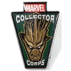 Pop! Pins Groot Pin Marvel Collector Corps Exclusive