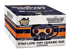 Pop! Home Star-Lord Ceramic Mug Marvel Collector Corps Exclusive