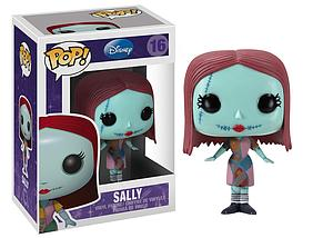 Pop! Disney The Nightmare Before Christmas Vinyl Figure Sally #16