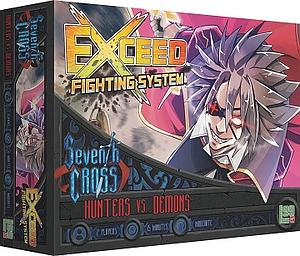 Exceed Fighting System: Seventh Cross - Hunters vs. Demons