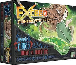Exceed 7th Cross - Magic vs. Monsters