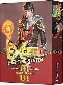Exceed Fighting System: Mage Wars - Devris