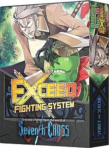 Exceed Fighting System: Seventh Cross - Sydney and Serena