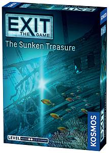 Exit: The Game – The Sunken Treasure