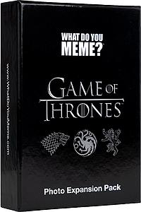What Do You Meme: Game of Thrones - Photo Expansion Pack