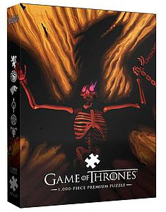 Puzzle: Game of Thrones - Dracarys