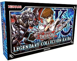 YuGiOh Trading Card Game Legendary Collection: Kaiba Unlimited