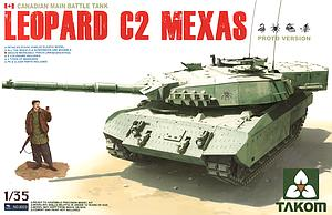Canadian Leopard C2 Mexas