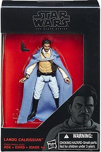 Star Wars The Black Series 3.75 inch Action Figure Lando Calrissian