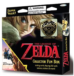 The Legend of Zelda Collector's Fun Box #2