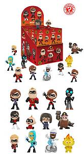 Mystery Minis Blind Box: Incredibles 2 (12 Packs)