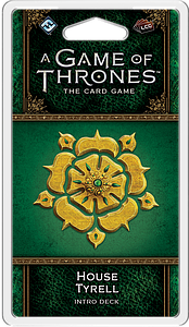 A Game of Thrones: The Card Game (Second Edition) – House Tyrell Intro Deck