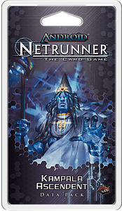 Android: Netrunner – Kampala Ascendent Data Pack