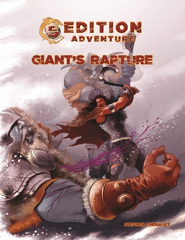 5th Edition Adventure: Giant's Rapture