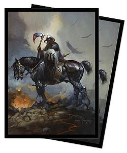 Deck Protector 100-pack Sleeves: Frank Frazetta Death Dealer