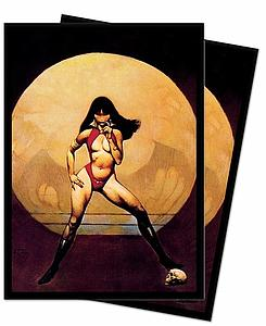 Deck Protector 100-pack Sleeves: Frank Frazetta Vampire Mistress