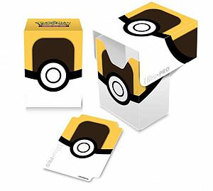 Pokemon Deck Box: Ultra Ball