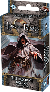 The Lord of the Rings: The Card Game - The Blood of Gondor