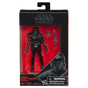 Star Wars The Black Series 3.75 inch Action Figure Imperial Death Trooper
