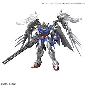 Gundam High-Resolution Model 1/100 Scale Model Kit: Wing Gundam Zero EW (Special Coating)