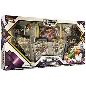 Pokemon Trading Card Game: Forces of Nature GX Premium Collection Box