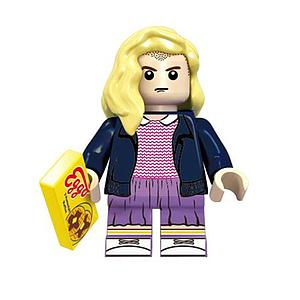 Television Netflix Stranger Things Minifigure: Eleven