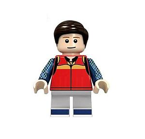 Television Netflix Stranger Things Minifigure: Will (TV-33)