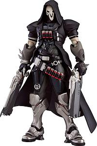 "Good Smile Figma Overwatch 6"" Action Figure Reaper #393"