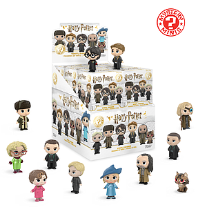 Mystery Minis Blind Box: Harry Potter Series 3 (12 Packs)