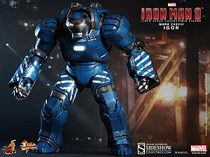 Iron Man 3 Movie Masterpiece 1/6 Scale Figure Igor - Mark XXXVIII
