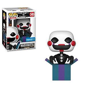 Pop! Games Five Nights at Freddy's Vinyl Figure Marionette #345 Walmart Exclusive