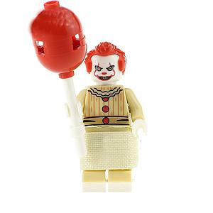 Movies IT Minifigure: Pennywise (2017 v1)