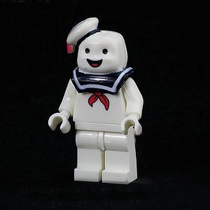 Movies Ghostbusters Minifigure: Stay Puft Marshmallow Man