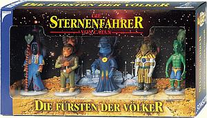 Starfarers of Catan Figures (German Package)