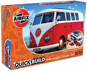 Quick Build Volkswagen Camper Van (J6017)