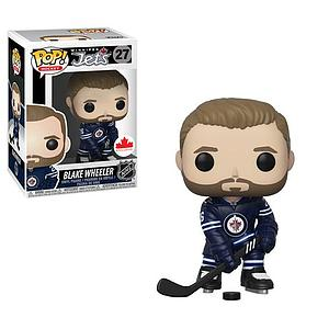 Pop! Hockey NHL Vinyl Figure Blake Wheeler #27 (Winnipeg Jets) Exclusive