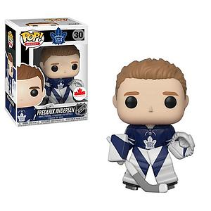 Pop! Hockey NHL Vinyl Figure Frederik Andersen #30 (Toronto Maple Leafs) Exclusive