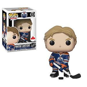 Pop! Hockey NHL Vinyl Figure Wayne Gretzky #32 (Edmonton Oilers) Exclusive